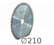 D 210 mm