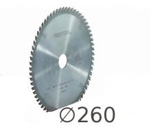 D 260 mm