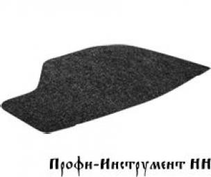 Фетр защитной подошвы, компл. из 10 шт. EF-LAS-STF-KA 65 10x