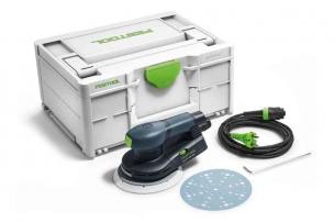 576329 Эксцентриковая шлифовальная машинка ETS EC 150/5 EQ-Plus Festool