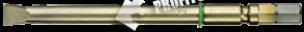 Бит Schlitz HiQ SZ 1,2x6,5-100 CE, комплект из 2 шт