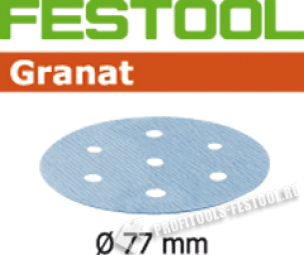 Шлифовальные круги Granat STF D 77 6 P1000, 50 шт