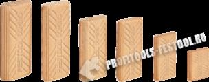 Шип DOMINO бук D 8x50 100 BU, для фрезера DF 500 Festool
