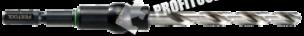 Спиральное сверло HSS D 4 43 CE M-Set