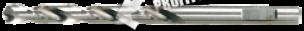 Спиральное сверло HSS D 4,5 47 M 10