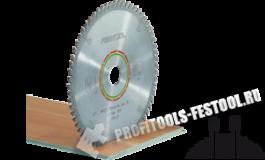 494606 Специальный пильный диск 260x2,5x30 WZ FA64 Festool
