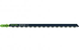 Пилки для лобзика, для изоляционных материалов, компл. из 3 шт. S 155/W/3