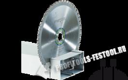493351 Пильный диск с мелким зубом 210x2,2x30 F36 Festool