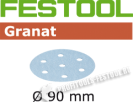 Шлифовальные круги Granat STF D90 6 P1500, 50 шт