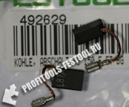 Щетки угольные RO 125, RO 90 DX Festool