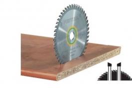 Пильный диск с мелким зубом 216x2,3x30 W60 для KS 60