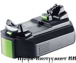 500184 Батарея аккумуляторная BP-XS 2.6 Ah Li-Ion Festool