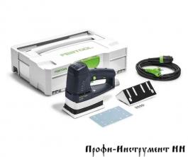 567850 Линейная шлифовальная машинка DUPLEX LS 130 EQ-Plus Festool
