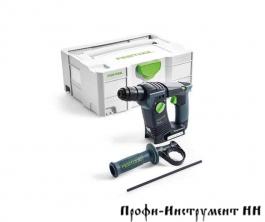 574723 Аккумуляторный перфоратор BHC 18 Li-Basic Festool