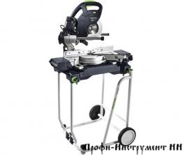 574788 Пила торцовочная с механизмом протяжки, комплект KS 60 E-Set-UG Festool