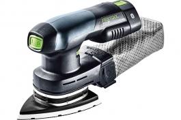 575703 Аккумуляторная дельтавидная шлифовальная машинка DTSC 400 Li 3,1 I-Set