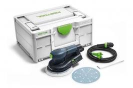 576320 Эксцентриковая шлифовальная машинка ETS EC 150/3 EQ-Plus Festool