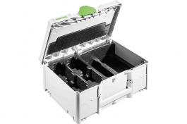 577133 Контейнер Sys3 для хранен. аккумуляторов и зарядн. устройств SYS3 M 187 ENG 18V