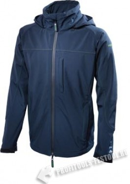 Мужская куртка из материала софтшелл XXL