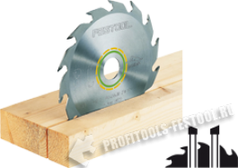 492049 Пильный диск Panther 190x2,6 FF PW16 Festool