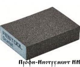 Губка шлиф. Granat 36, комплект из 6 шт.  69x98x26 36 GR/6