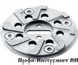 Инструментальная головка DIA HARD-RG 80