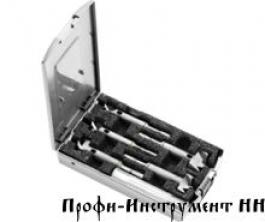 Сверла Форстнера, комплект FB-Set-D 15-35 CE-Zobo