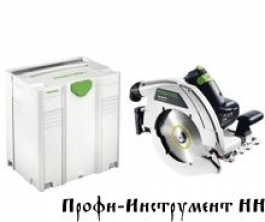 Дисковая пила HK 85 EB-Plus Festool