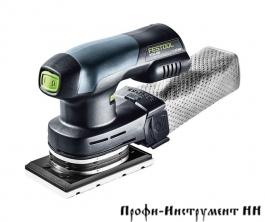 Аккумуляторная шлиф. машинка Rutscher RTSC 400 Li 3,1-Basic