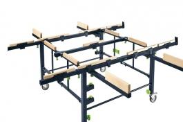 Раскроечный стол-верстак STM 1800