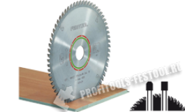 493200 Специальный пильный диск 210x2,4x30 TF60 Festool