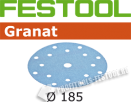 Шлифовальные круги Granat STF D185 16 P80, 50 шт