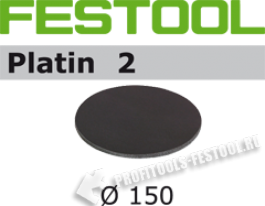 Шлифовальные круги Platin2 STF D150  S500, 15 шт