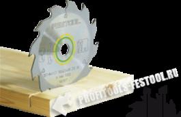 486296 Стандартный пильный диск 190x2,8x30 W16 Festool