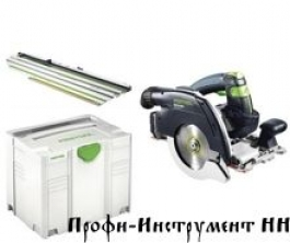 Дисковая пила HK 55 EBQ-Plus-FSK420 Festool