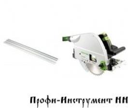Погружная пила TS 75 EBQ-FS Festool