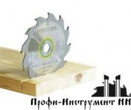 500646 Пильный диск Panther 230 x 2.5 x 30 PW18 для HK 85 festool