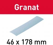 Шлифовальные полоски 46х178 мм