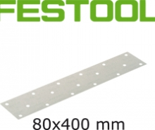 Шлифовальные полоски 80х400 мм