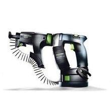 Аккумуляторный шуруповерт для гипсокартона DWC