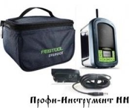 Радиоприемник для стройплощадки SYSROCK BR 10 Festool