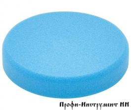 Материал полировальный, губка средне-мягкая, Синяя  PS STF D125X20 BL/1