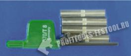 Комплект сменных ножей HW-WP 30x5,5x1,1 (4x) для фрезы 491080, 492715