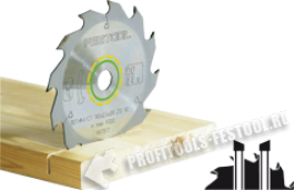 Стандартный пильный диск 210x2,6x30 W18