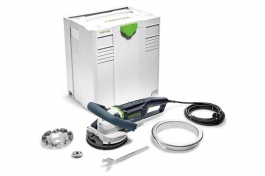 Алмазная шлифмашинка RENOFIX RG 130 E-Set DIA HD Festool