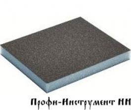 Губка шлиф. Granat 100, комплект из 6 шт.  98x120x13 100 GR/6