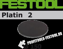 Шлифовальные круги Platin2 STF D150  S400, 15 шт