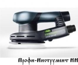 Эксцентриковая шлифовальная машинка ETS EC 125/3 EQ