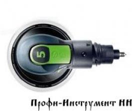 Эксцентриковая пневмошлифмашинка LEX 3 150/5 Festool